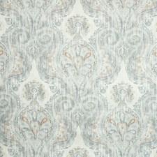 Geyser Scroll Decorator Fabric by Greenhouse