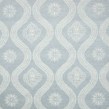 Serenity Medallion Decorator Fabric by Greenhouse