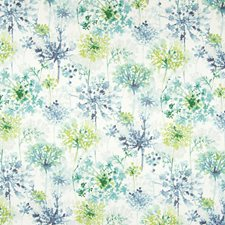 Seawind Floral Decorator Fabric by Greenhouse