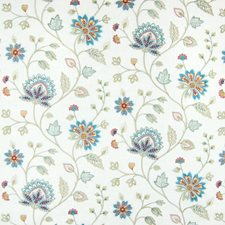 Festival Floral Decorator Fabric by Greenhouse