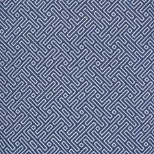 Seaside Geometric Decorator Fabric by Greenhouse