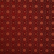 Scarlet Contemporary Decorator Fabric by Pindler