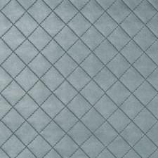 Turquoise/Teal Diamond Decorator Fabric by Kravet