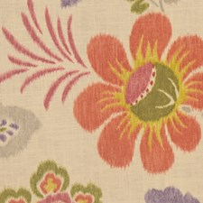 Ruby Decorator Fabric by RM Coco