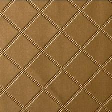 Vintage Gold Metallic Decorator Fabric by Kravet