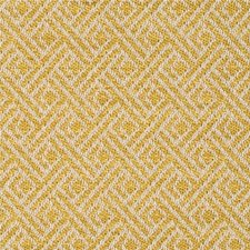 Gold Weave Decorator Fabric by G P & J Baker
