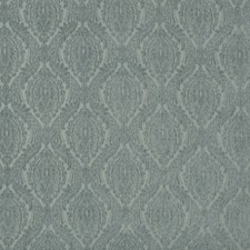 Teal Chenille Decorator Fabric by G P & J Baker