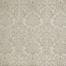 Bronze Damask Decorator Fabric by G P & J Baker