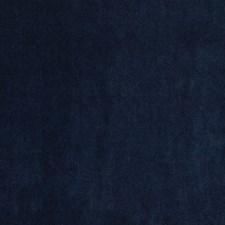 Indigo Solids Decorator Fabric by G P & J Baker