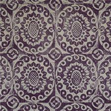 Aubergine Modern Decorator Fabric by Lee Jofa