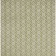Green Geometric Decorator Fabric by Lee Jofa