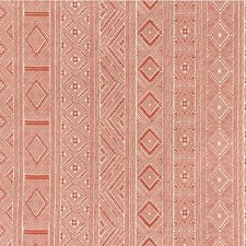 Scarlet Ethnic Decorator Fabric by Lee Jofa