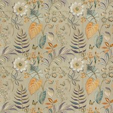 Rye Botanical Decorator Fabric by Kravet