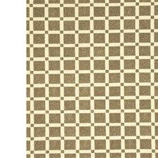 Sepia Gingham Decorator Fabric by G P & J Baker