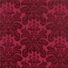 Ruby Velvet Decorator Fabric by G P & J Baker