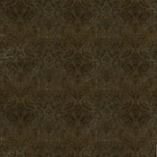 Bronze Print Decorator Fabric by G P & J Baker