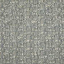 Denim Botanical Decorator Fabric by G P & J Baker