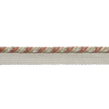 Cord Without Lip Salmon Trim by Brunschwig & Fils