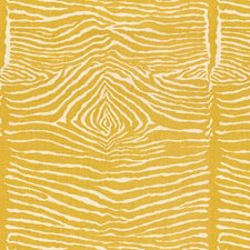 Saffron Animal Skins Decorator Fabric by Brunschwig & Fils