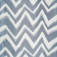 Marine Geometric Decorator Fabric by Brunschwig & Fils