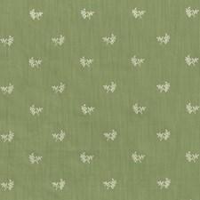 Leaf Botanical Decorator Fabric by Brunschwig & Fils