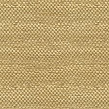 Gold With Beige Solid W Decorator Fabric by Brunschwig & Fils