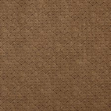 Brown Jacquards Decorator Fabric by Brunschwig & Fils