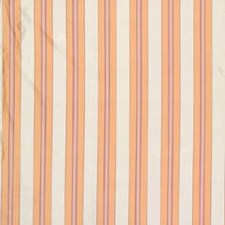 Multi/Red/Pink Stripes Decorator Fabric by Brunschwig & Fils