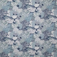 Bluebell Print Decorator Fabric by Pindler