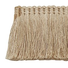 Fringe Brush Sand Trim by Pindler