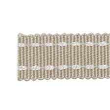 Tape Braid Linen Trim by Pindler