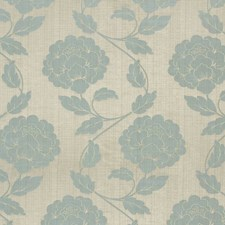 Duck Egg Decorator Fabric by Kasmir