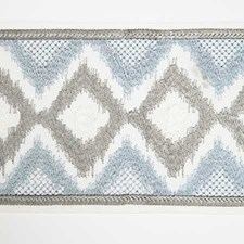 Tape Braid Cove Trim by Pindler