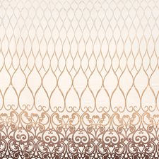 Champagne Chocolate Decorator Fabric by Scalamandre