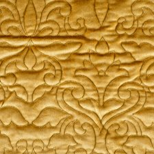 Brass Decorator Fabric by Scalamandre