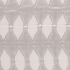 Silver Decorator Fabric by Scalamandre