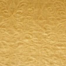 Brass Decorator Fabric by Scalamandre