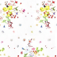 Summer Bouquet Decorator Fabric by Scalamandre