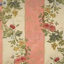 Multi On Rose Decorator Fabric by Scalamandre