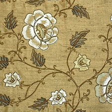 Brown On Brown Decorator Fabric by Scalamandre