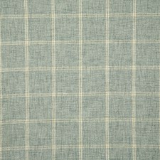 Seaglass Check Decorator Fabric by Pindler