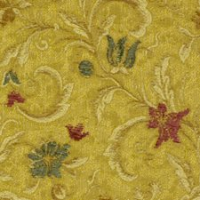 Gold Leaf Decorator Fabric by Robert Allen