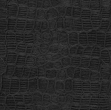 Black Animal Skins Decorator Fabric by Kravet