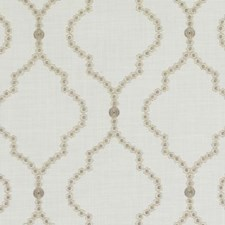 Beige Dots Decorator Fabric by Duralee