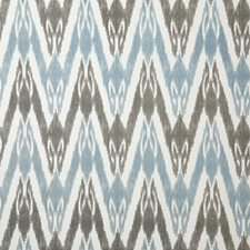 Bluestone Ethnic Decorator Fabric by Pindler