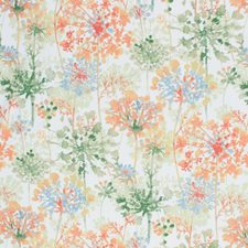 Orange Blossom Decorator Fabric by RM Coco