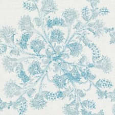 Turquoise Decorator Fabric by Duralee