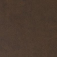 Chocolate Faux Leather Decorator Fabric by Duralee