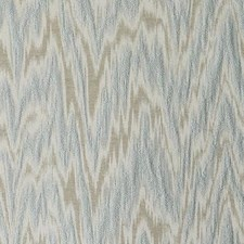 Aquamarine Abstract Decorator Fabric by Duralee