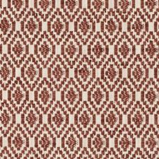 Red Diamond Decorator Fabric by Duralee
